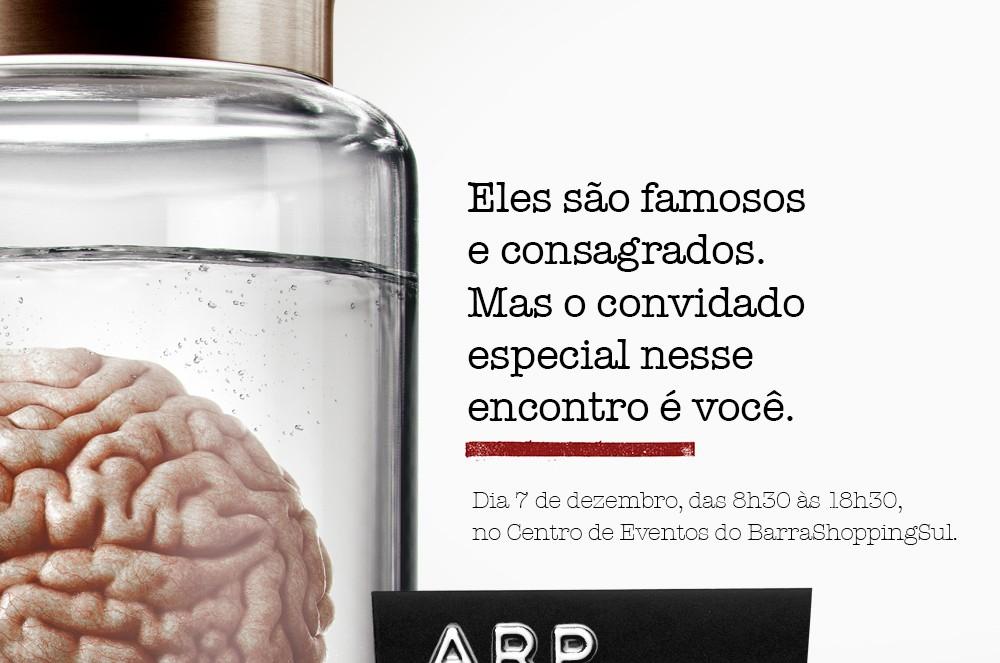 Sócios da ARP têm entrada gratuita no ARP Meeting
