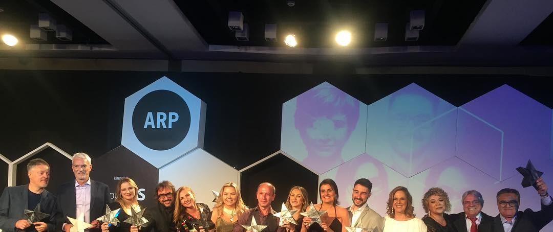 ARP premia profissionais e empresas no Salão da Propaganda 2017, confira a lista.