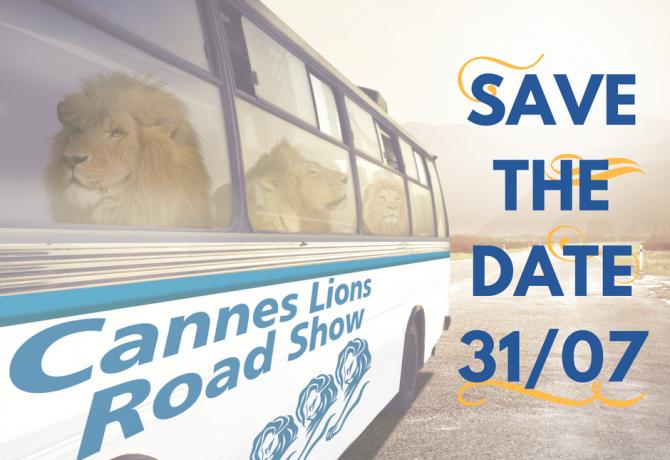 Em parceria com a ARP, Cannes Lions Road Show chega a Porto Alegre
