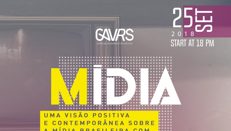 Evento da ARP e do GAV RS debate o mercado de mídia
