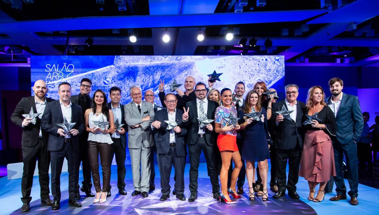 Salão ARP 2018 reconhece os destaques do ano