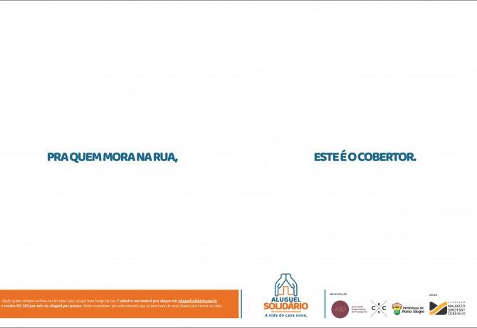 Prefeitura, ARP e Clube de Criação lançam campanha conjunta