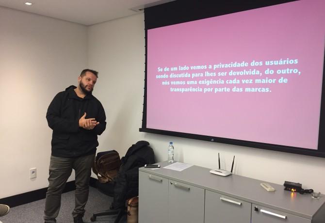 Workshop da ARP aborda dados como diferencial em estratégias de comunicação