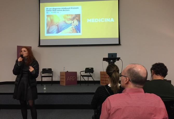 Trend hunter Luciana Bazanella apresenta dados e reflexões sobre o futuro do trabalho no Janela ARP