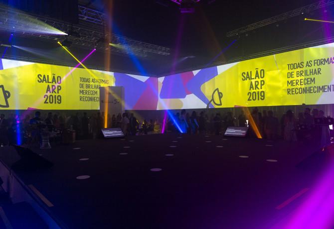 Projeto Salão ARP 2019 teve como marca a cocriação