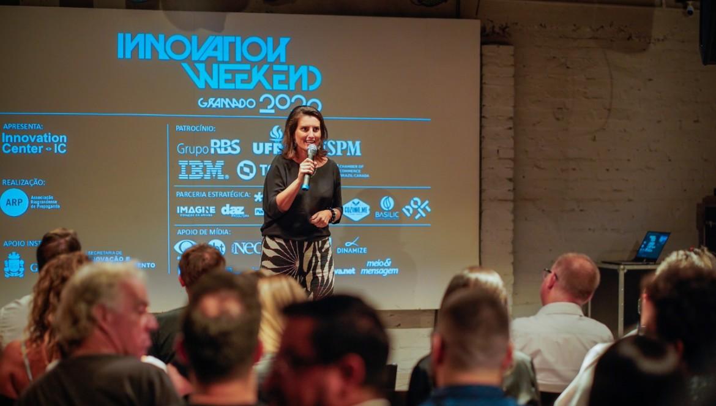 Innovation Weekend oferecerá três dias de conteúdo e conexões em Gramado