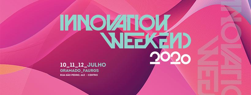 Ingressos para a Innovation Weekend já estão à venda