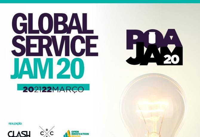 Compre 1 e leve 2 ingressos para o Poa Jam 2020!