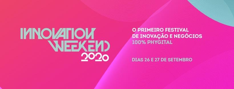 Innovation Weekend será realizado em formato digital e inédito