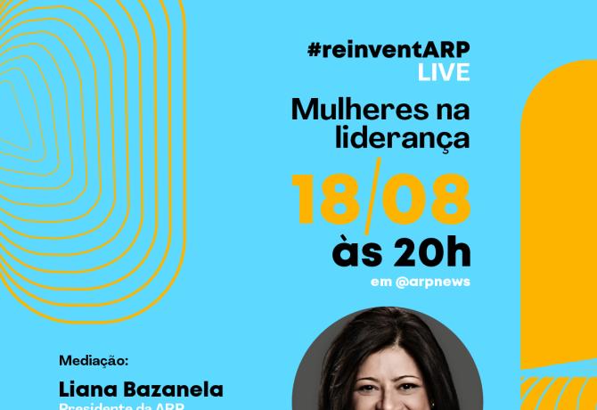 Gal Barradas abre a temporada do ReinventARP Live