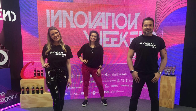Innovation Weekend 2020 reúne 3 mil participantes em primeiro evento 100% phygital B2B, B2C, C2B e C2C do Brasil