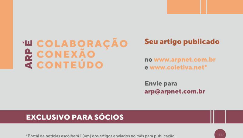 Sócios da entidade terão textos publicados em site e no Coletiva.net