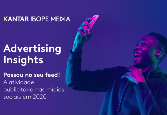 Kantar IBOPE Media lança análise de  investimentos publicitários em mídias sociais