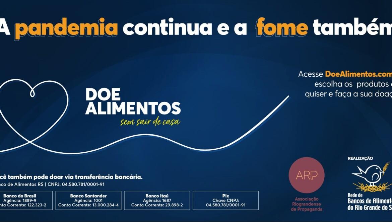 ARP é a nova parceira do Banco de Alimentos do RS